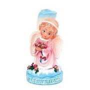 Сувенирная свеча С днем Ангела фото