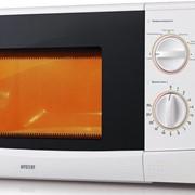 Микроволновая печь СВЧ 800 Вт 20л Mystery MMW-2012 фото