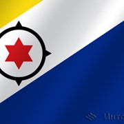 Флаг национальный Бонэйр фото