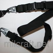 Ремень оружейный 3-точечный , цвет Black фото