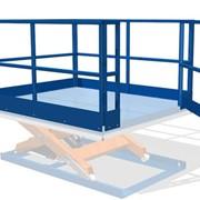 Дополнительное оборудование для подъемных столов фото