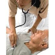 Уход за тяжелобольными, престарелыми и детьми. фото