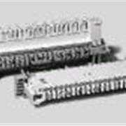 Плинт с нормально замкнутыми контактами LSA-PLUS® NT на 10 пар фото