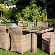 Мебель парковая, для сада, дома, гостиницы, ресторана фото