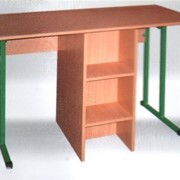 Стол лабораторный для кабинета химии без полки фото