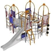 Детские площадки HAGS от 2 до 5 лет Solux фото