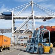 Сервисное обслуживание портовой техники фото