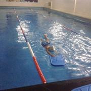 Индивидуальное обучение плаванию фото