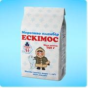 Мороженое весовое Эскимос 0,75 кг фото