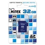 Карта памяти SDHC MIREX 32GB фото