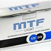 Комплект ксенона MTF Light H8 (5000K) фото