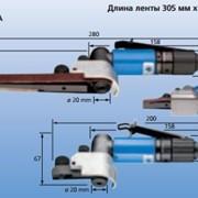 Ленточно-шлифовальное приводное устройство PBS 3/200 DH 99 Длина ленты 305 мм x Ширина 3–12 мм фото