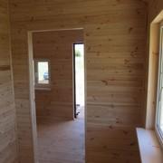 Дачный дом 5х6м + веранда 1,5х5.