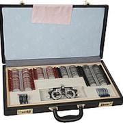 Набор пробных очковых линз большой (266 оптических элемента, 1 оправа) с поверкой/без поверки фото