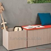 Мебель для детской комнаты cassapanca pank фото