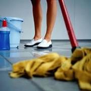 Влажная уборка квартир фото