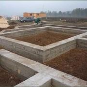 Подготовка строительной площадки фото