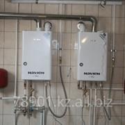 Установка котлов системы отопления фото