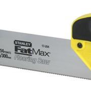 Ножовка по дереву пасовочная 300мм 13TPI FatMax® с зубьями начала пиления STANLEY 2-17-204 фото