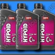 Синтетическое масло для смазки трансмиссий Teboil Hypoid SAE 75W-90 фото