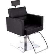 Визажное кресло RIALTO RECLINIBILE BLACK фото