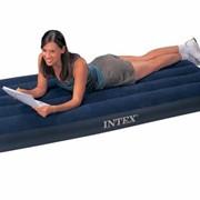 Матрацы для плавания: Надувной матрас для отдыха Intex фото