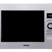 Микроволновая печь KORTING KMI 720 X фото