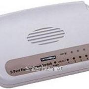 Коммутатор Gembird 10/100Mb 5 ports (NS-5P2), код 57380 фото
