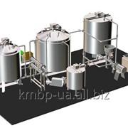 Линия по производству сгущенного цельного молока с сахаром фото