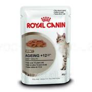Консерва для кошек Royal Canin Ageing +12 Wet 0,085 кг фото