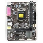 Материнская плата LGA-1150 Gigabyte GA-H81M-DS2 Intel H81 2 HD Graphics Micro-ATX 2x USB3,0 oem фото