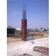 Опалубка колонн металлическая фото