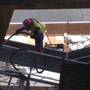 Антикоррозионная защита металлических конструкций и технического оборудовавания фото