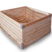 Производство деревянных контейнеров фото