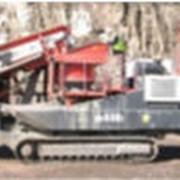 Мобильная конусная дробилка Sandvik UH440i фото