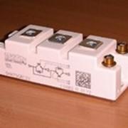 Модуль IGBT силовой Semikron чип V-IGBT SKM75GB12V фото