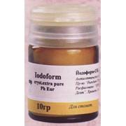 Йодоформ (лекарственная субстанция) фото