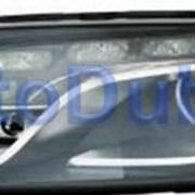 Audi Q5 Фара ксенон черная левая 2008 фото