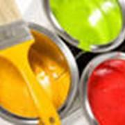 Вододисперсные краски полиуретановые фото