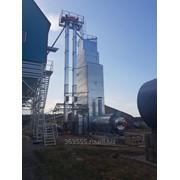 Зерносушилка RIR-80. Шахтная, 80 т/ч. Завод RiR-standart фото
