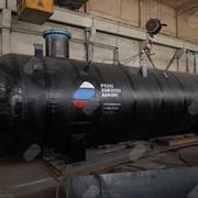 Производство резервуаров СУГ для хранения сжиженного углеводородного газа фото