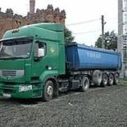 Перевозка инертных грузов фото
