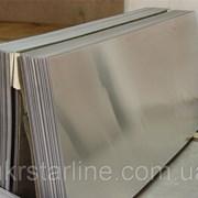 Лист стальной ст 09Г2С размером 10х2000х6000 мм горячекатанный фото