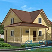 Дом по проекту СД-20 фото