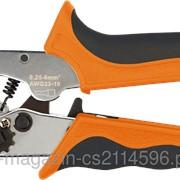 Клещи для обжима втулочных наконечников 170 мм NEO 01-507 фото