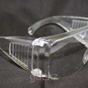 Очки защитные Сан светлые фото