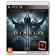 Игра для ps3 Diablo 3 (III): Reaper of Souls. Ultimate Evil Edition фото