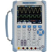 Портативный цифровой осциллограф Hantek DSO8060 – 2-х канальный 60МГц фото