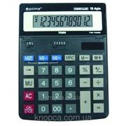 Калькулятор настольный Optima фото