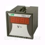 Цифровой индикатор напряжения щитовой 1-ф DMV-1T фото